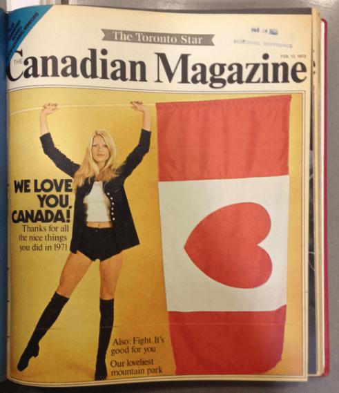 flag canadian magazine february 12 1972 1