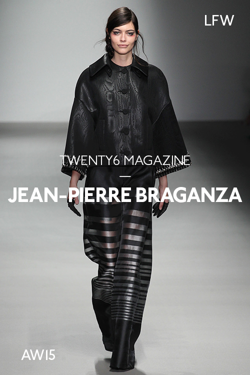 JEAN-PIERRE BRAGANZA STYLE.COM AW 2015