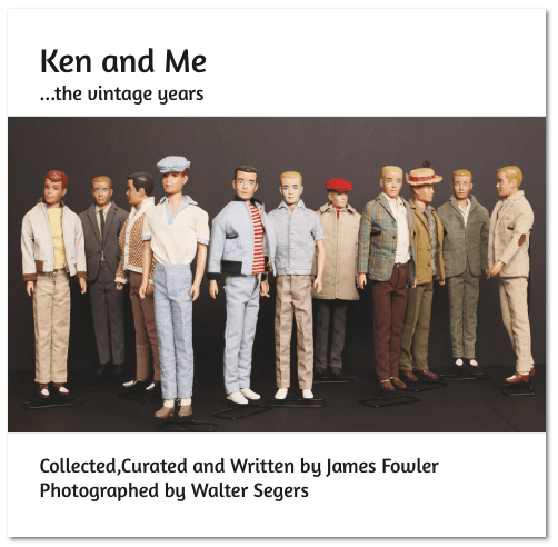 KEN AND ME COVER WITH FRAME