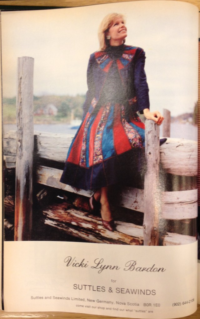 1983 FALL FASHION SUTTLES AND SEAWINDS