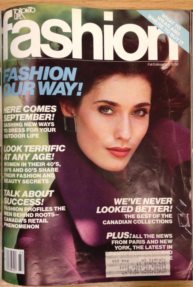 1983 FALL FASHION