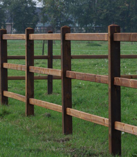 cloture pvc chevaux