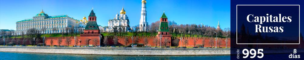 Capitales Rusas