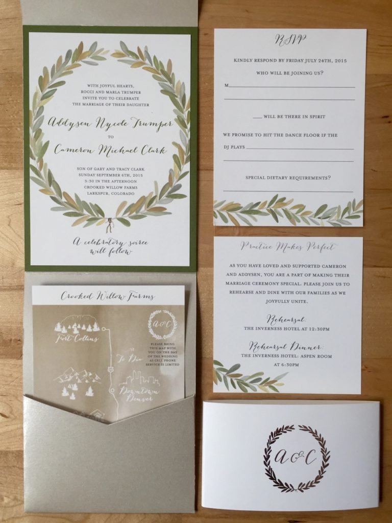 Let S Take These Ideas And Designs Cohesively Blend Them Into Your Day Of Wedding Papers Like Programs Menus Cares Personalized Napkins
