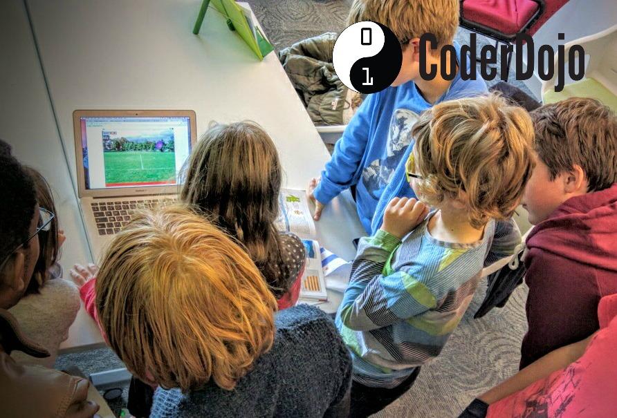Coderdojo Brighton Girls Who Code