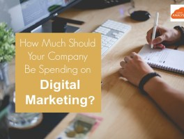What Percentage of Revenue Should You Spend on Marketing?