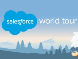 Top Tips for Marketers – Salesforce World Tour London 2017