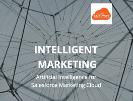 Intelligent Marketing, the Future of Salesforce Marketing Cloud