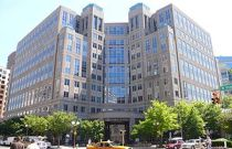 The National Science Foundation (NSF) building...