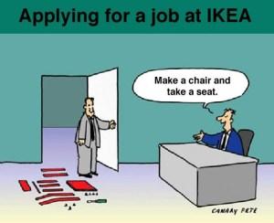Ikea-Job-Interview