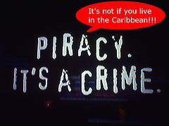 piracy is a crime
