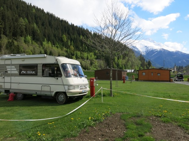 The Niviuk Mobile in Fiesch