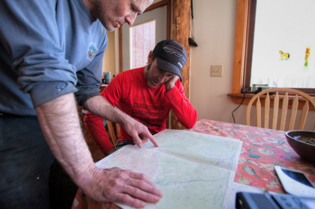 Planning the mission