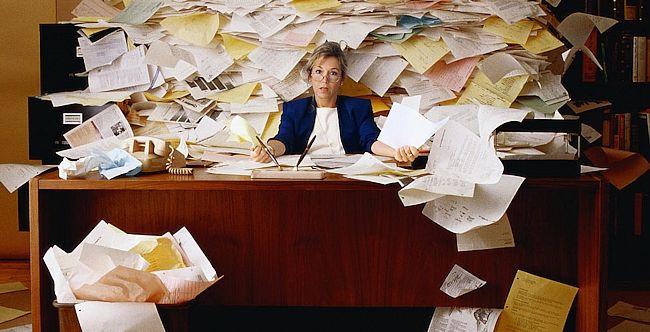 Reduce Paperwork