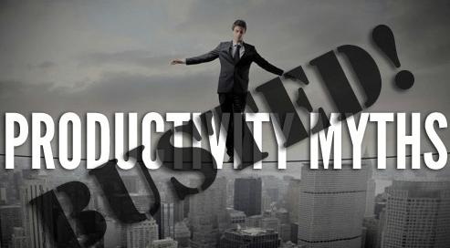 BASIC PRODUCTIVITY MYTHS
