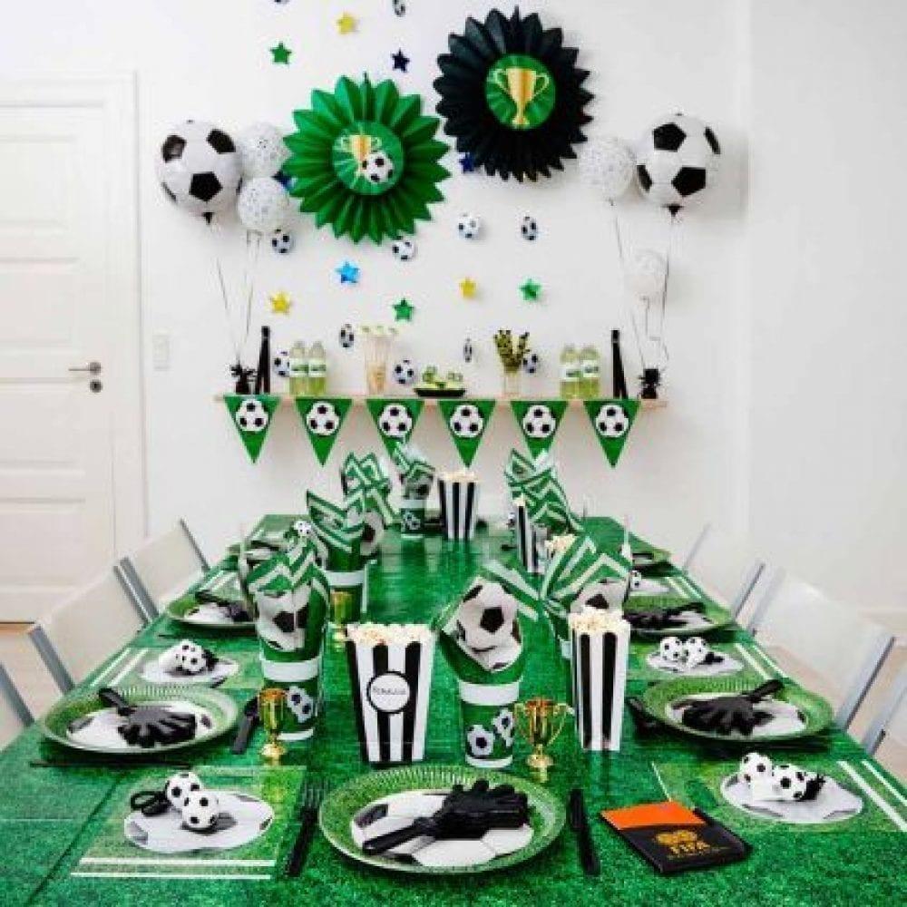 børnefødselsdag fodbold