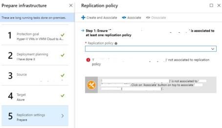 Figura 9 - Replication Policy