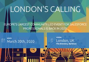London's Calling 2020