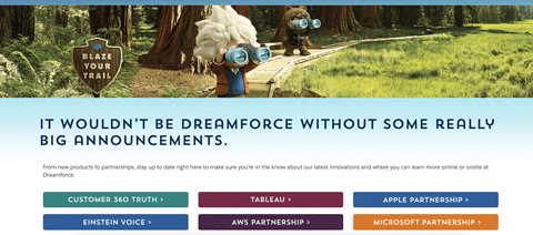 #374 Dreamforce Announcements, Trailhead Go and Bikes in Need