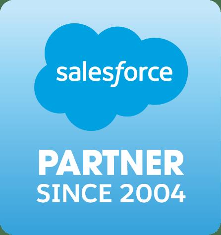 Salesforce Partner Since 2004