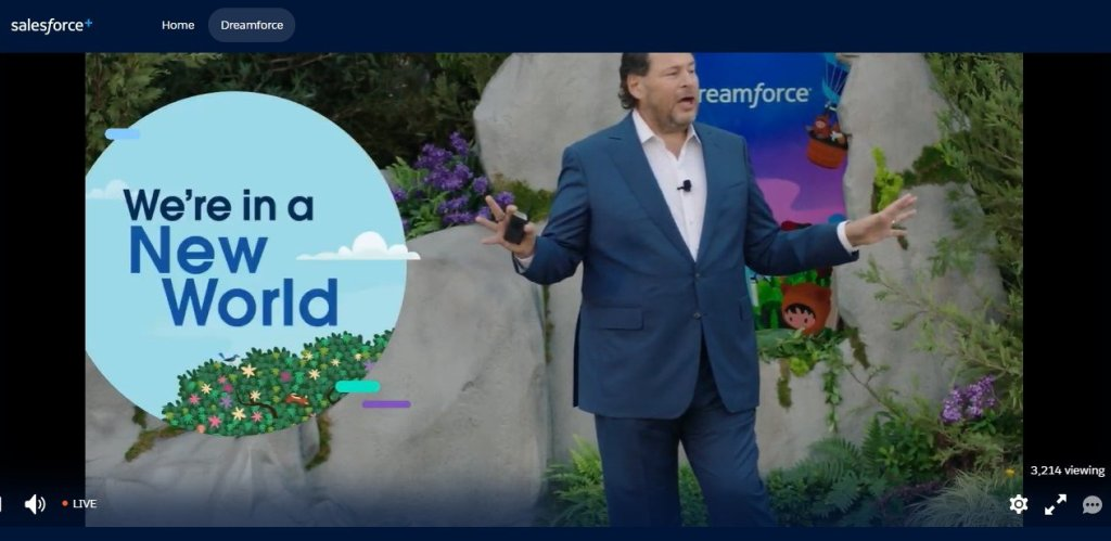 Highlights from Dreamforce 2021