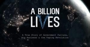 A Billion Lives Documentary