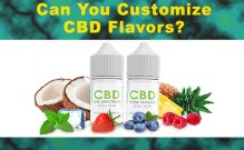 Can You Customize CBD Flavors-Featured Image