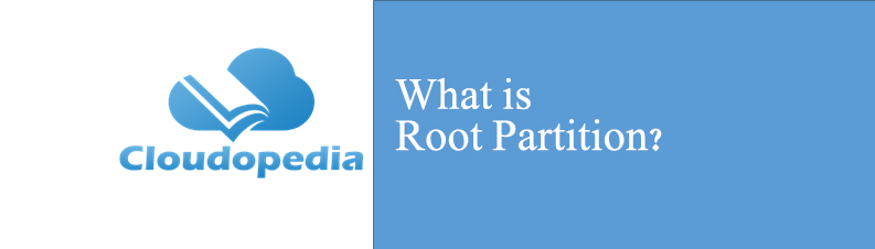 Definition of Root Partition