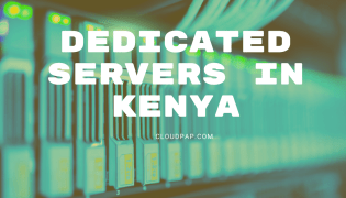 Dedicated servers in Kenya