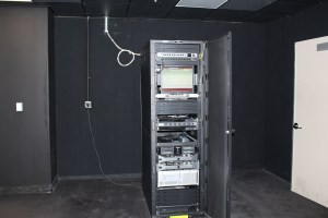 Projector Console