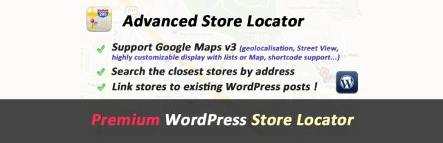 Advanced Store Locator for WordPress