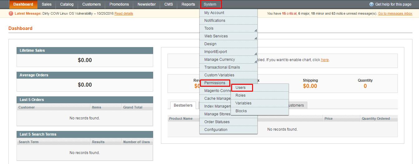 remove unkown admin account