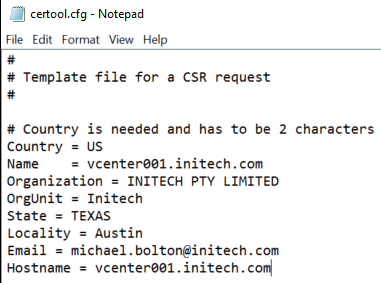 Implementing chained certificates for Machine SSL (Reverse Proxy) in