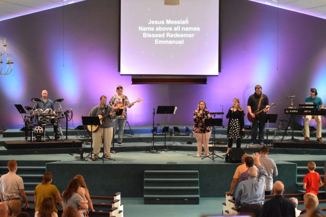Worship through Song
