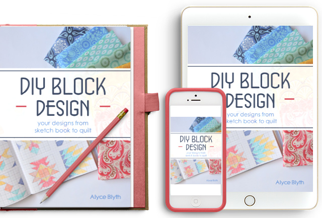 DIY Block Design Book Tour