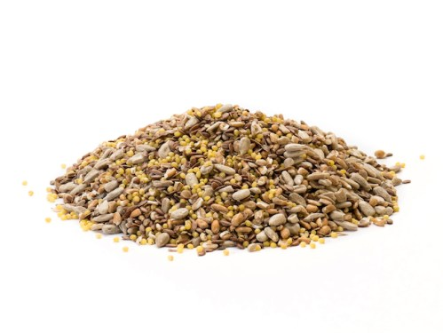 Clover Hill Seed & Cereal Mix 25Kg