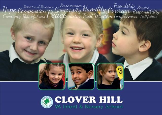 School Brochure | Clover Hill V.A. Infant & Nursery School