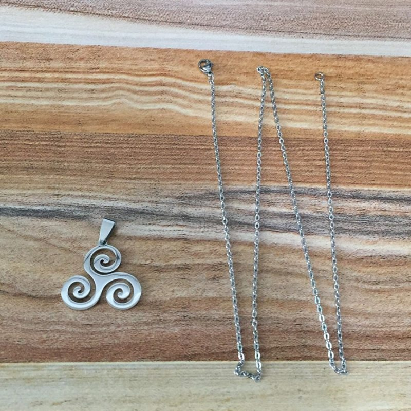 Trendy Teen Wolf Pendants & Necklaces Jewelry CLOVER JEWELLERY