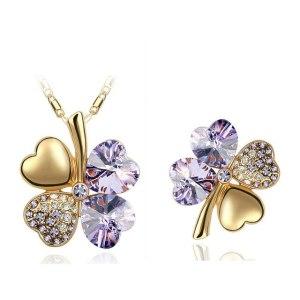 gold-violet