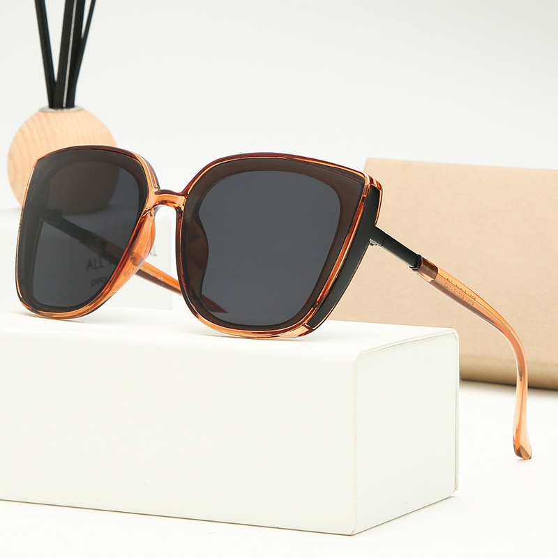 New Style Brand Design Square Sunglasses for Ladies CLOVER JEWELLERY