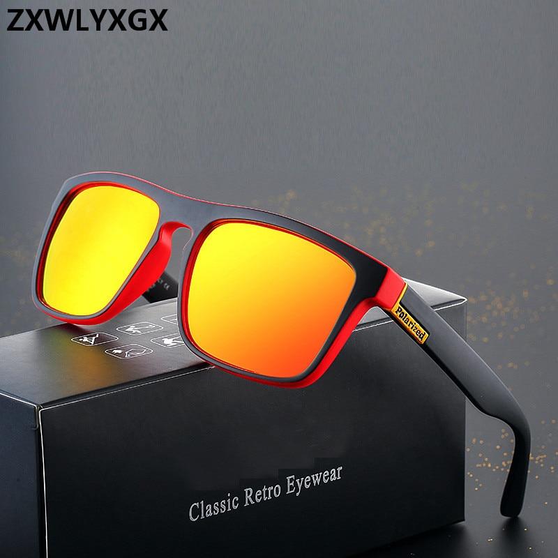 Men Luxury Brand Designer Vintage Outdoor Driving Sun Glasses CLOVER JEWELLERY