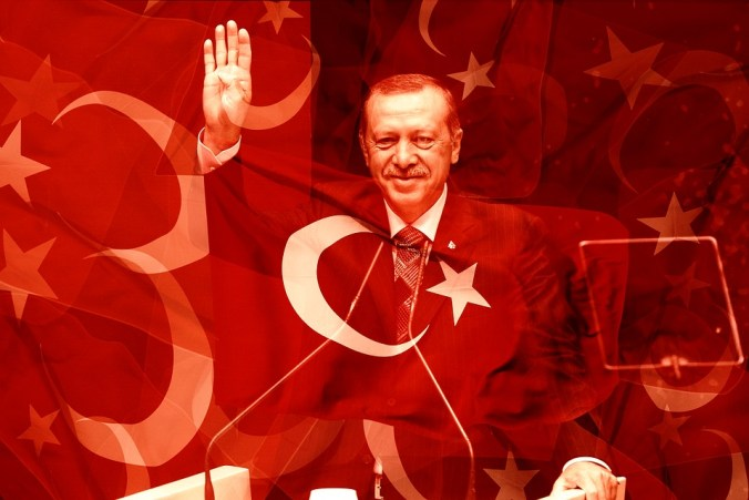 The long arm of Erdogan reaches further and further into Europe