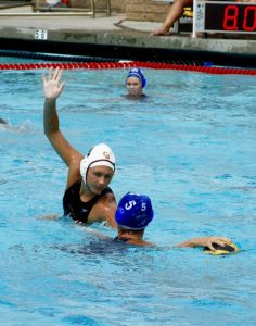 Photo courtesy of Sarah Snyder Clovis West standout water polo and swimmer Sarah Snyder had a wonderful summer, playing in the Junior Olympics and receiving heavy recruiting from colleges, including the Pac-12 and Ivy League.