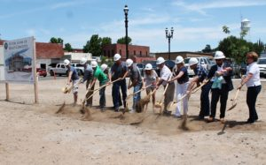 Taking it to the Streets:groundbreaking photo 6