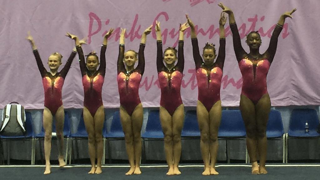Young Gymnasts Thrive At Clovis Academy Of Gymnastics Clovis Roundup