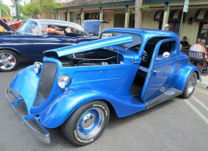 Old Town Clovis Car Show Clovis Roundup - Old town car show 2018