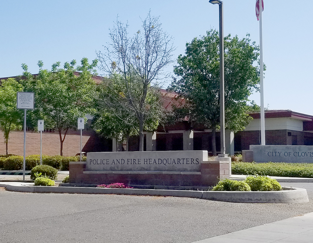 Clovis PD plans for DUI/Driver's License Checkpoint this
