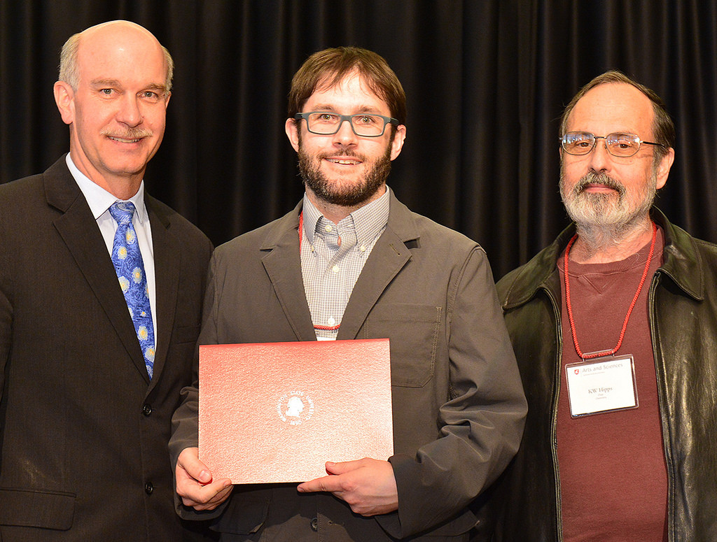 Dr Clowers Recognized For Early Career Achievement The