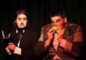 Poe and Mathews