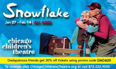 Dadapalooza Snowflake Promo